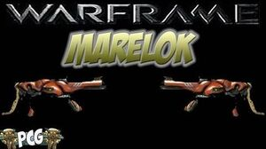 Warframe 12 ♠ Marelok - Powerful Sniping Pistol