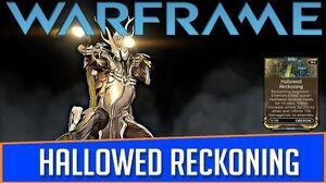 Warframe Hallowed Reckoning - Oberon Augment Is It Worth It?