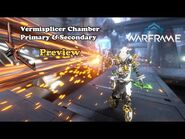 Vermisplicer Kitgun Chamber 0 Forma Preview - Warframe