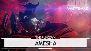 Warframe Amesha, Playing Safe in the Mile High Club therundown