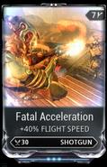 Accélération Fatale