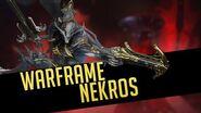How to Play Nekros! BEST Nekros Builds! (Desecrate Creeping Terrify Shields of Shadows) Warframe-0