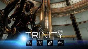 Warframe Trinity Prime