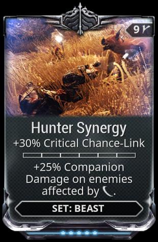 Hunter Synergy