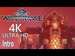 Warframe - Operation Orphix Venom Intro -4K-
