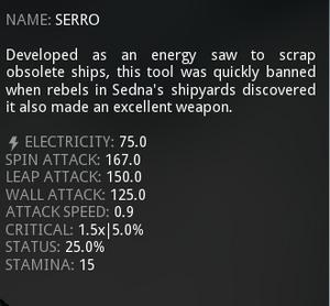 SerroCodexStats