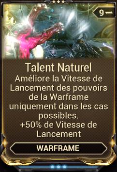 Talent Naturel