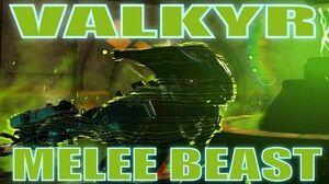VALKYR MELEE WARMONGER - Eternal War Augment Update 16.5