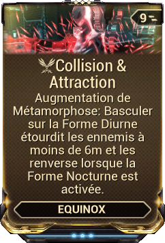 Collision & Attraction