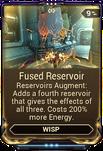 Fused Reservoir