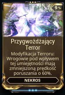 Przygwożdżający Terror