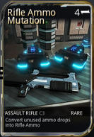 RifleAmmoMutationMod