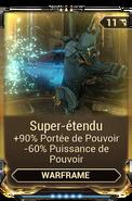 Super-Étendu