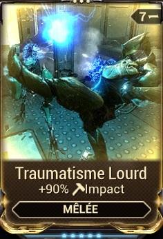 Traumatisme Lourd
