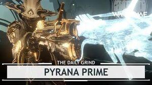Warframe Pyrana Prime & the MOST Unique Passive So Far? thesnapshot