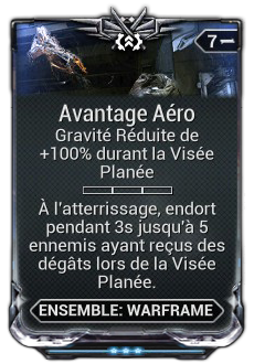 Avantage Aéro