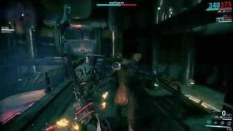 Warframe - Uranus - Sycorax - Exterminate -PS4 Gameplay HD-