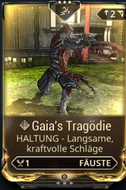Gaias Tragödie