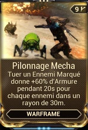 Pilonnage Mecha