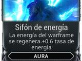 Sifón de energía