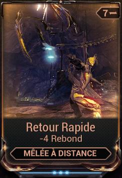 Retour Rapide
