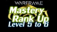 Warframe Beta - Mastery Rank 6 Teszt (HD)