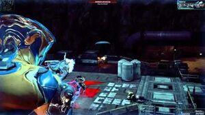 Warframe Earth Boss Fight Councilor Vay Hek Solo
