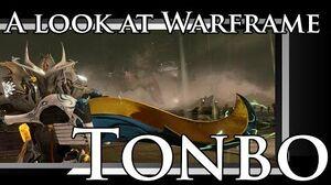 A look at Warframe Tonbo-1