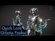Quick Look at Octavia Youkai - Warframe