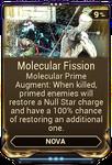 Molecular Fission
