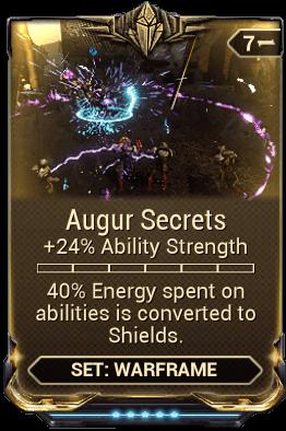 Augur Secrets