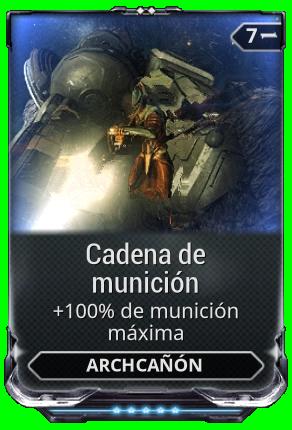 Cadena de munición