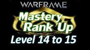 Warframe Beta - Mastery Rank 15 Teszt (HD)