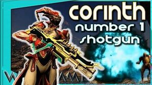Warframe - CORINTH BUILD - Highest Critical Everything