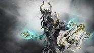 Warframe Oberon Prime