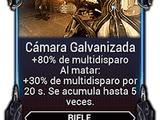 Cámara Galvanizada