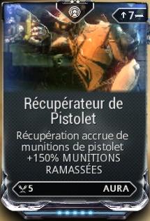Récupérateur de Pistolet