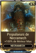 Propulseurs de Necramech