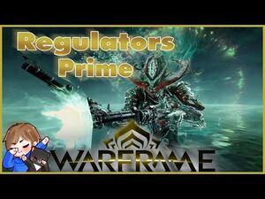 Regulators Prime Build - The Lawbreaker's Piece 2021 (Guide) - Warframe
