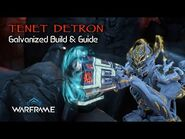 Tenet Detron - Noisy Cricket and a Crowd Clear Beast