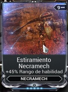 Estiramiento Necramech