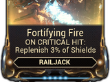 Fortifying Fire