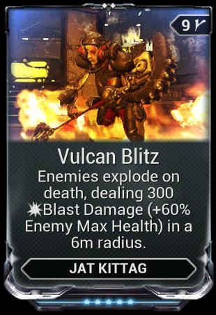 Vulcan Blitz