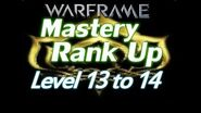 Warframe Beta - Mastery Rank 14 Teszt (HD)