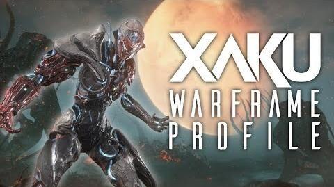 Warframe Profile - Xaku