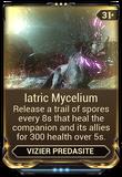 IatricMyceliumMod