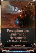 Perception des Ennemis du Necramech