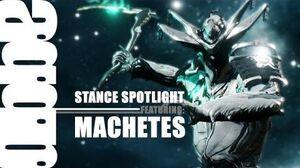 The Stance Spotlight Machete Edition (Sundering Weave)
