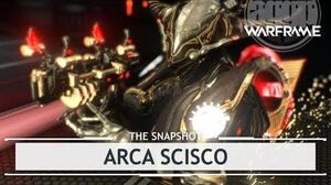 Warframe Arca Scisco, HOLY SHIT Its FANTASTIC! - 3 Forma Build thesnapshot