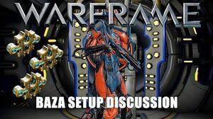Warframe Baza Setup Discussion U22.4